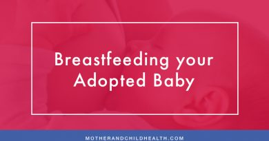 Breastfeeding your Adopted Baby